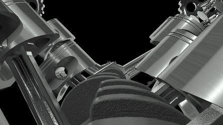 Engine V12